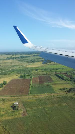 First View of Cuba